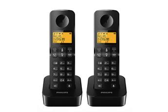 Téléphone sans fil B1912B Philips