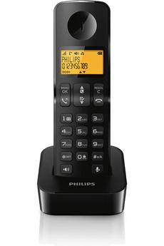 Téléphone sans fil D2101B Philips