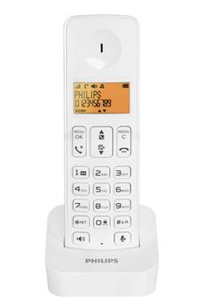 Téléphone sans fil D2101W/FR Philips
