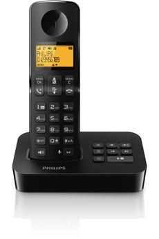 Téléphone sans fil D2151B/FR Philips