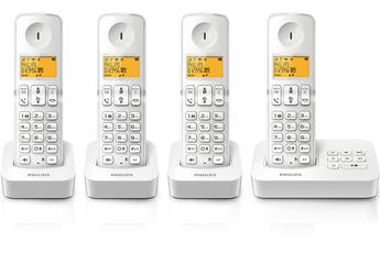 Téléphone sans fil D2154 Philips