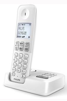 Téléphone sans fil D230 REPONDEUR SOLO Philips