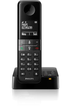 Téléphone sans fil D4551B Philips