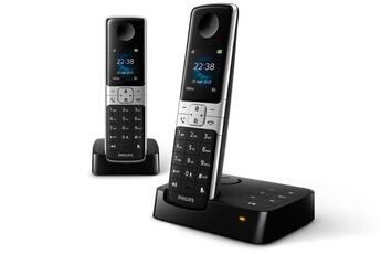 Téléphone sans fil D6352 B FR Philips