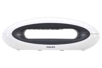 Téléphone sans fil Mira M5501WG/38 blanc Philips