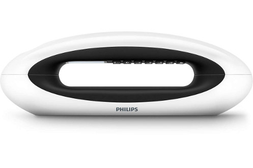 Téléphone sans fil Philips MIRA REPONDEUR BLANC