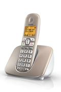 Philips XL3901S SOLO ARGENT