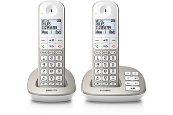 Téléphone sans fil D495 REPONDEUR TRIO Philips