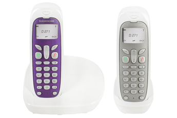 Téléphone sans fil D 271 DUO Sagemcom