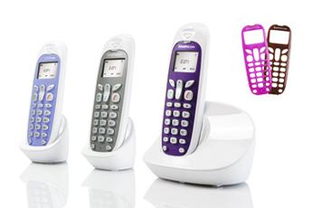 Téléphone sans fil D 271 TRIO Sagemcom