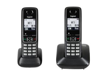 Téléphone sans fil A420 DUO Gigaset