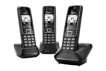 Téléphone sans fil A420 TRIO Gigaset
