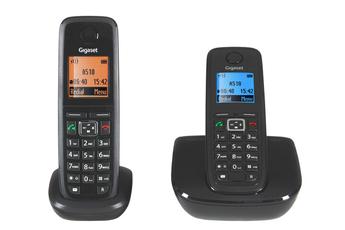 Téléphone sans fil A510 DUO Gigaset