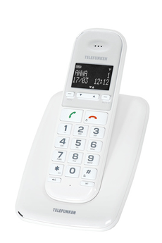 Téléphone sans fil TD 301W PILOW Telefunken