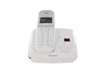 Téléphone sans fil TD351WEU0 Blanc Telefunken