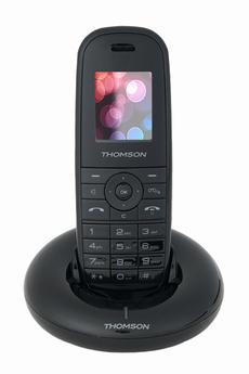 Téléphone sans fil ONYX BLACK Thomson
