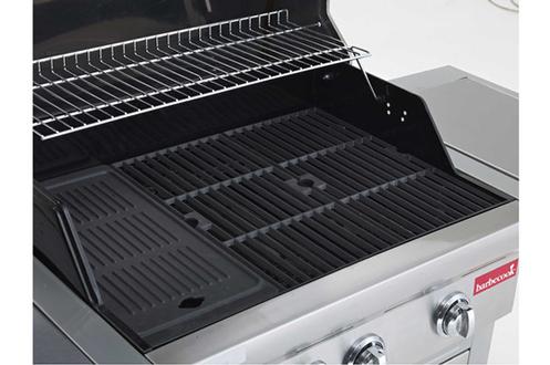 barbecue americain barbecook kaduva inox 3844870. Black Bedroom Furniture Sets. Home Design Ideas
