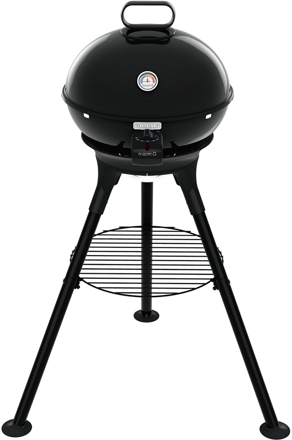 barbecue tefal aromati-q pieds - bg916812 (4297032) | darty