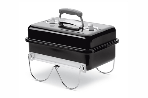 Barbecue Weber GO ANYWHERE NOIR CHARBON