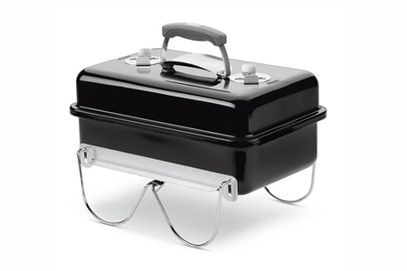 barbecue weber go anywhere noir charbon 1131004 go. Black Bedroom Furniture Sets. Home Design Ideas
