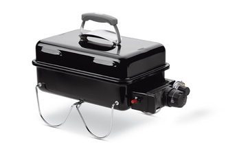 Barbecue GO ANYWHERE NOIR GAZ Weber