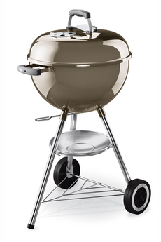 Barbecue ORIGINAL KETTLE 47 CM SMOKE GREY + THERMOMETRE Weber