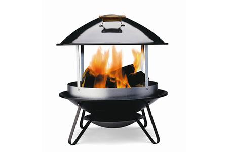 Barbecue Weber Cheminee Jardin 2726 Darty