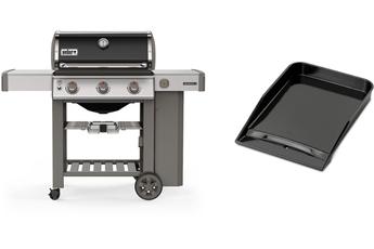 Barbecue Weber GEN II E310 PLANCHA