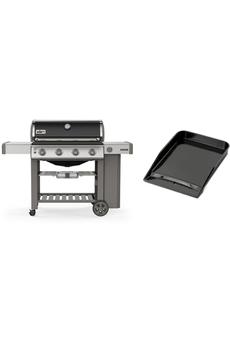 Barbecue Weber GEN II E410 PLANCHA BLACK