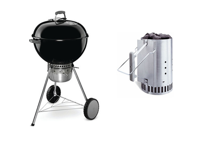 barbecue weber barbecue kettle premium 57 chemin e d 39 allumage darty. Black Bedroom Furniture Sets. Home Design Ideas