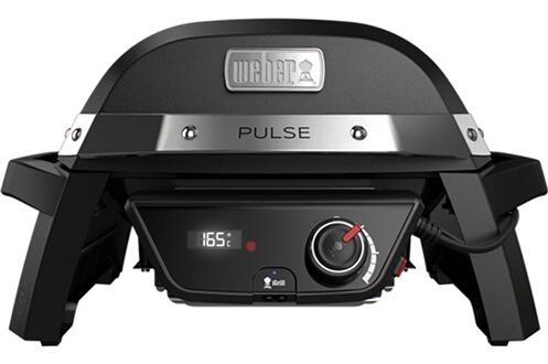 Barbecue électrique Ecran LED - Thermomètre iGrill intégrée Appareil connecté à votre smartphone Molette de réglage de température