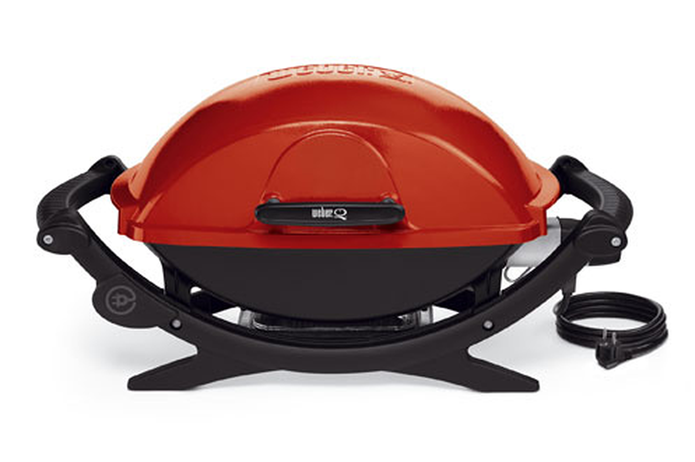 barbecue weber q240 rouge 3566730 darty