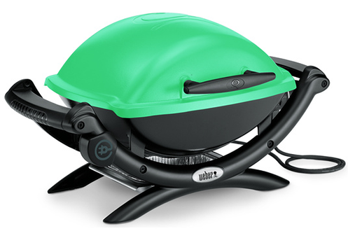 Barbecue Q 1400 TEAL BLUE Weber