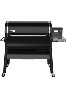 Barbecue Weber Smokefire EX6 GBS BBQ pellets