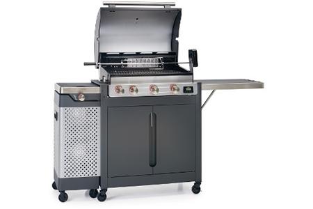 Barbecue americain barbecook barbecue gaz quisson 4000 darty - Barbecue grill et plancha gaz ...