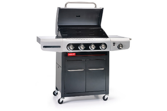 Barbecue americain BARBECUE GAZ SIESTA 412 Barbecook
