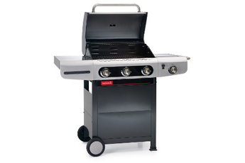 Barbecue americain BARBECUE GAZ SIESTA 310 Barbecook
