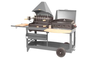 Barbecue americain BAP3321C27 Le Marquier