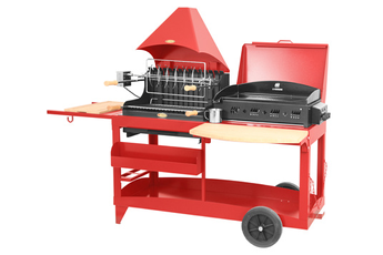 Barbecue americain MENDY ALD BAP3321C14 Le Marquier