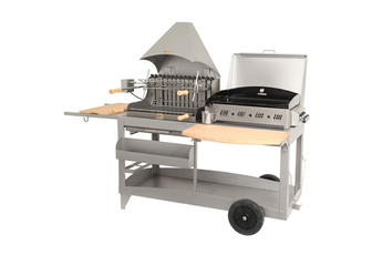 Barbecue americain MENDY ALDE BAP3321 I Le Marquier