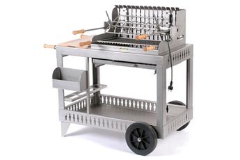 Barbecue americain MENDY INOX BCI202 Le Marquier
