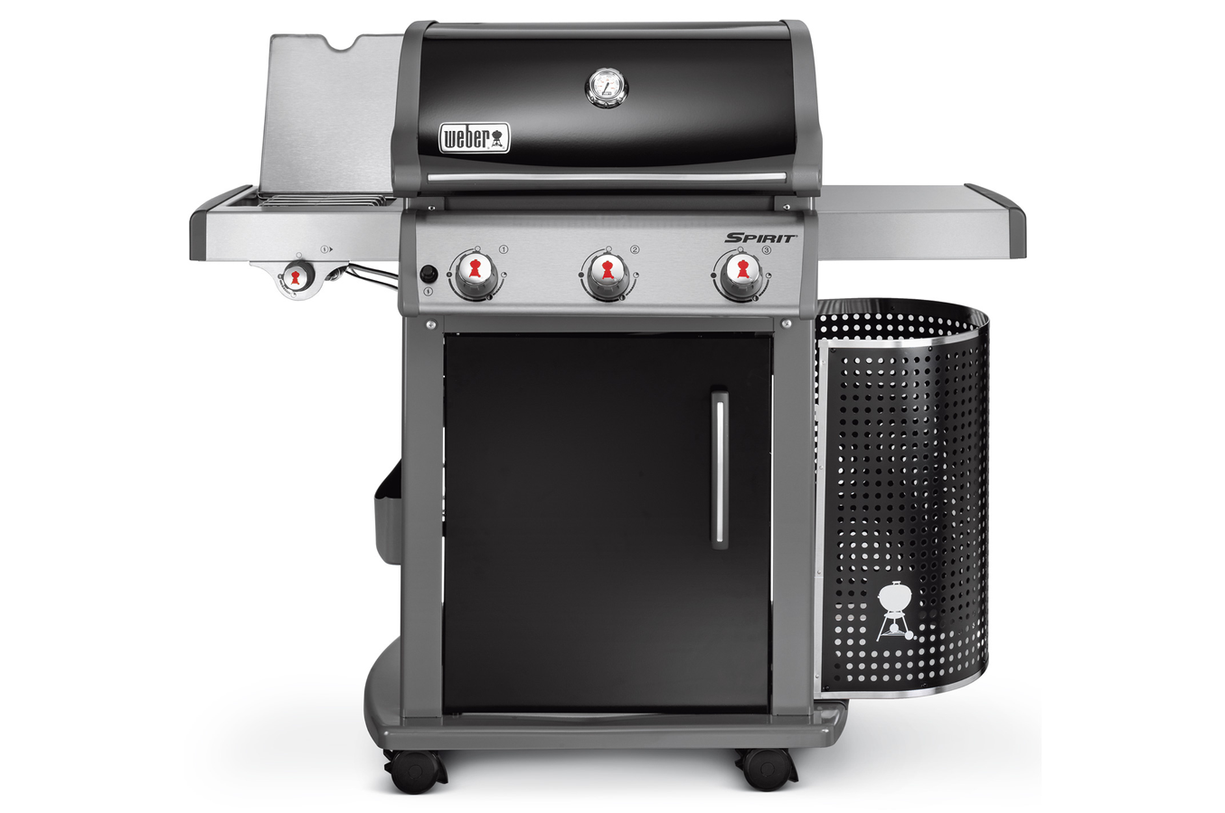 barbecue a gaz weber spirit classic e-320 black