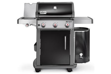 barbecue americain weber spirit premium e 320 gbs black. Black Bedroom Furniture Sets. Home Design Ideas