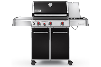 Barbecue americain GENESIS E330 GBS black - 3 brûleurs Weber