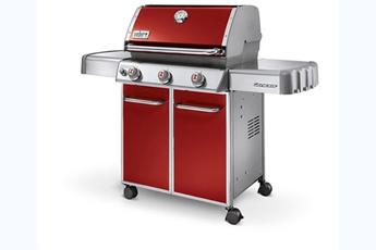 Barbecue americain GENESIS E310 CRIMSON Weber