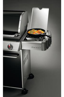 Barbecue americain Weber GENESIS E330 NOIR