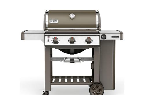 3 brûleurs gaz - Puissance 11000 W 2 modes de cuisson - Couvercle en acier avec thermostat Système d'allumage : piézoélectronique Large surface de cuisson de 68 x 48 cm