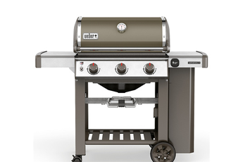 Barbecue americain GENESIS II E-310 GBS SMOKE GREY - 61050153 Weber