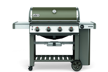 Barbecue americain GENESIS II E-410 GBS SMOKE GREY - 62050153 Weber