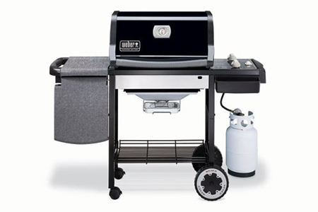 barbecue americain weber genesis silver a genesis darty. Black Bedroom Furniture Sets. Home Design Ideas